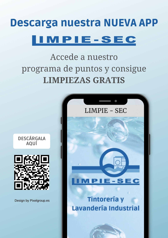 App Limpiesec Coslada